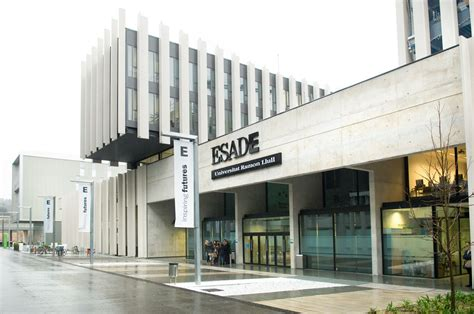 Esade Mba by Esade Escuela Superior De Administraci 243 N Y Direcci 243 N De