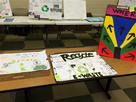 E Waste Recycling Poster Contest For Digcit Day Talk