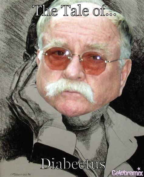 liberty diabetes spokesman wilford diabeetus brimley