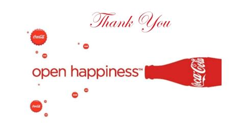 coca cola thank you ppt pictures to pin on pinterest