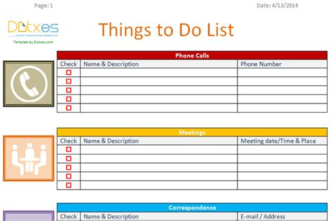 Template To Do List Pics Photos Things To Do List Template Free