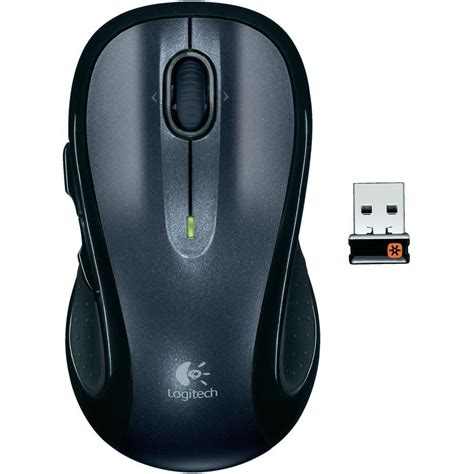 wireless mouse laser logitech wireless mouse m510 black from conrad
