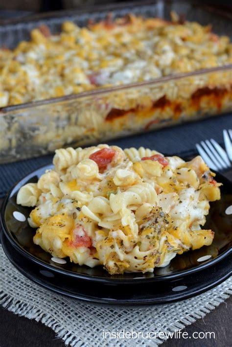 chicken supreme chicken supreme pasta bake inside brucrew bloglovin