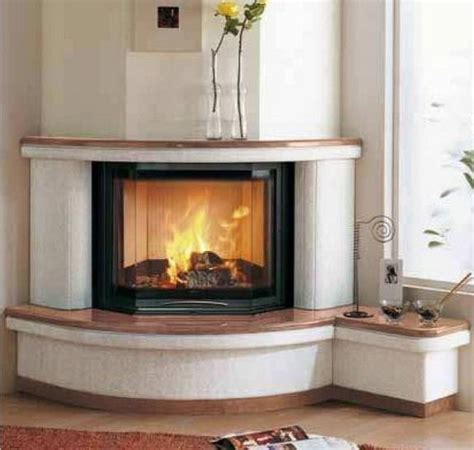 Modern Country Fireplace by Modern Corner Fireplace Creative