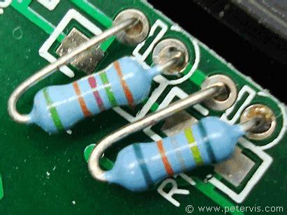 r12 resistor values xiole xl830l repair and resistor values
