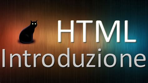 tutorial html youtube tutorial html introduzione youtube
