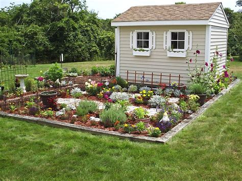 pretty flower garden pretty flower garden garden shed pictures photos and