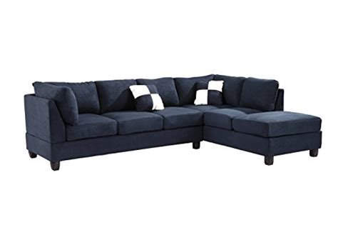Navy Blue Sectional Sofa Furniture G630 Sc Sectional Sofa Navy Blue 2 Boxes Sofas Sofas