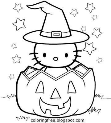 easy coloring pages for halloween free coloring pages printable pictures to color kids