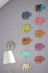 Elephant Decor by 7 Diy Dorm Decorations To Make Summer Wall Decorations