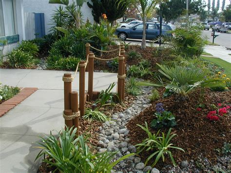 low maintenance landscaping ideas rock and plants home low maintenance small front yard landscaping ideas for