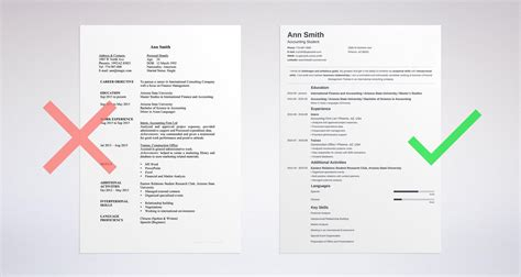 Scannable Resume Example by How To Make A Resume A Step By Step Guide 30 Examples