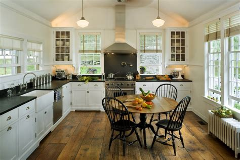 farmhouse floors traditional kitchens stunning and white from architect b murray decorology