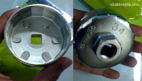 Cara Buka Kunci Magnet Motor cara mengganti filter oli yamaha yzf r25 ternyata