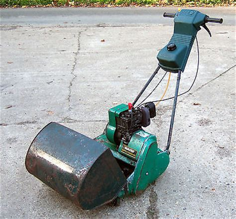 Cylinder Byson 45p E1310 00 suffolk punch qualcast self propelled 17 cut lawnmower 4hp b s engine in vcg lawnmowers shop