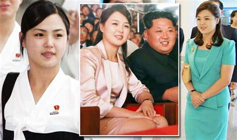 kim jong un wife biography kim jong un north korea leader s wife ri sol ju who is