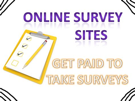 How To Make Money Doing Online Surveys - paid surveys direct deposit marketing research report sle ppt get paid to do