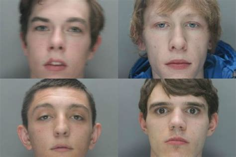 anthony daniels liverpool liverpool racist attack gang jailed for 25 years after