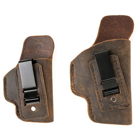 inside the waistband concealed carry holster soft leather inside the waist band concealed carry