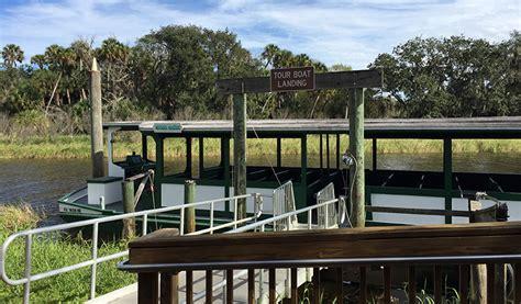 myakka river state park airboat lake cruise alligators - Myakka River Boat Tour