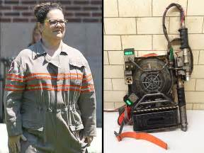Proton Director Ghostbusters Director Unveils The New Proton Pack Gun