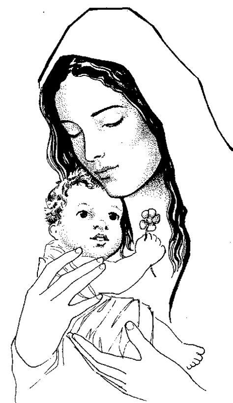Gustad y ved: VIRGEN MARIA