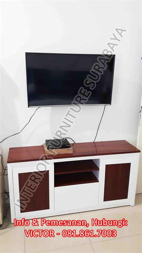 meja minimalis sidoarjo  furniture rak tv