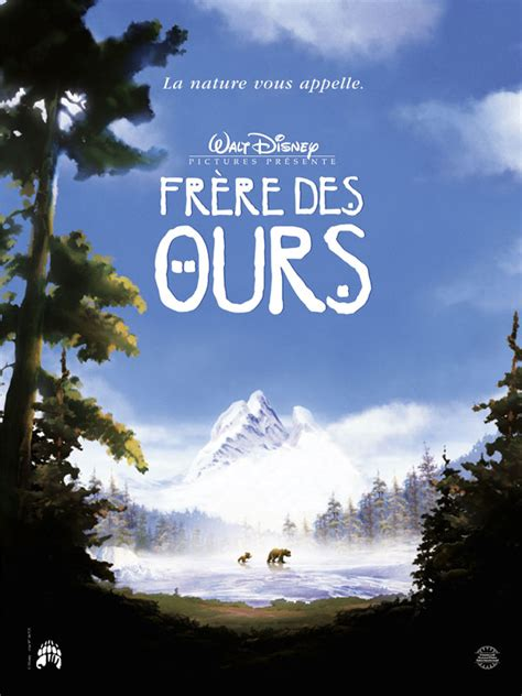 film disney ours fr 232 re des ours film 2003 allocin 233