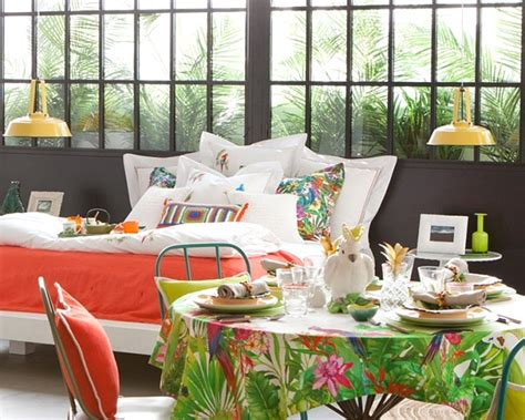 tropical home decorating ideas tropical decor design ideas pictures and inspiration