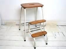 vintage kitchen steps folding 1950 s stool step ladder
