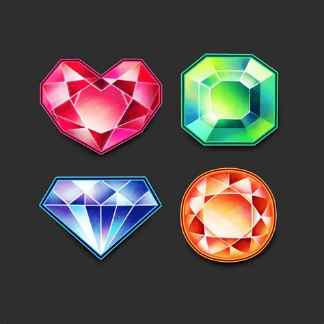 ebook tutorial paint tool sai how to create a set of vibrant gem icons in paint tool sai
