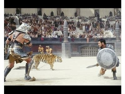 hollywood film gladiator gladiator movie stills