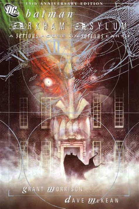 Arkham Asylum A Serious House On Serious Earth Pdf by Arkham Asylum A Serious House On Serious Earth 15th