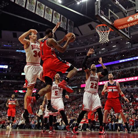 Washington Wizards Playoff Giveaways - mike dunleavy photos photos washington wizards v chicago bulls game one zimbio