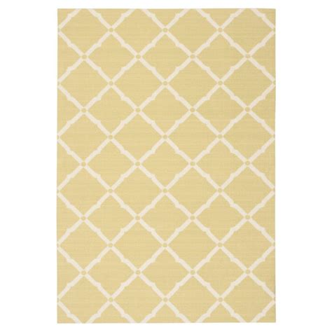 Overstock Indoor Outdoor Rug Nourison Overstock Milos Light Green 4 Ft 3 In X 6 Ft 3 In Indoor Outdoor Area Rug 208064