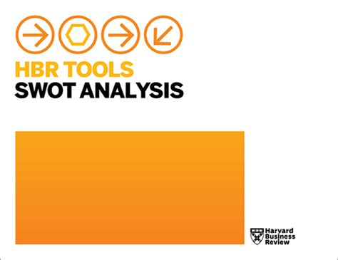 Swot Analysis Havard Mba hbr tools swot analysis