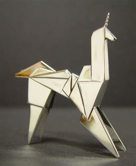 Blade Runner Origami - origami unicorn blade runner 171 embroidery origami