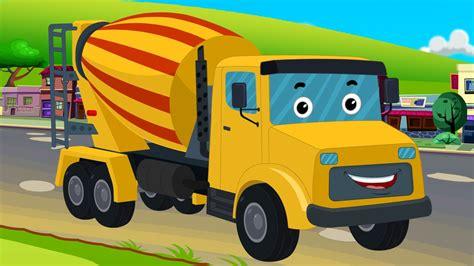 truck childrens yellow truck for children yellow truck for trucks