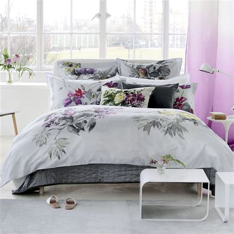 designers guild bedding caprifoglio argento bedding design by designers guild