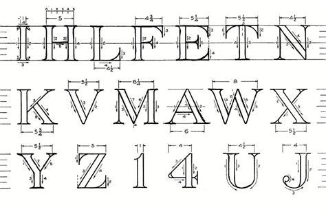 lettere romane pics for gt style lettering alphabet