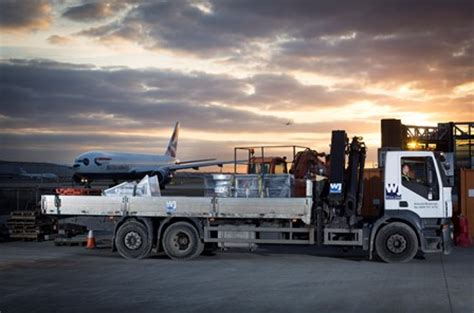 wilson appointed as logistics integrator for heathrow airport motor transport
