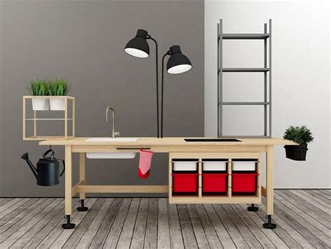 ikea used furniture ikea reassembled furniture series ignores instructions