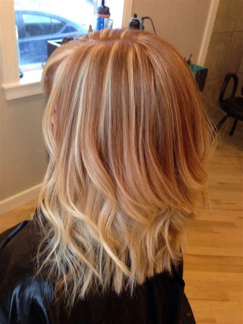 short hair reverse ombre hair pinterest cool strawberry blonde reverse ombre hair pin by lauren