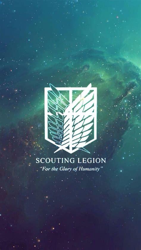 Kaos Scouting Legion Attack On Titan Wings Anime 1000 images about attack on titan on attack