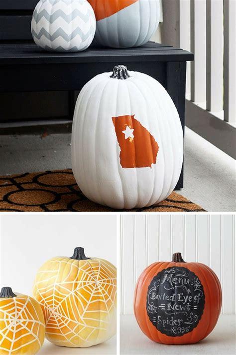 10 ways to paint a pumpkin mom spark mom blogger