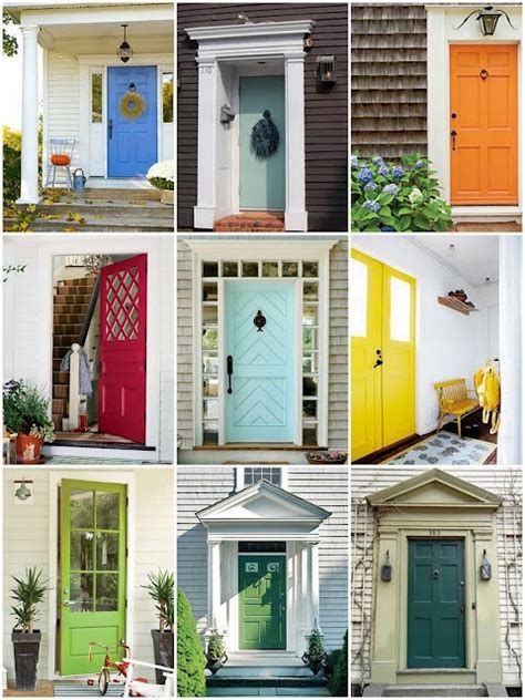 most beautiful door color stop by tomorrow as i feature the week of front door