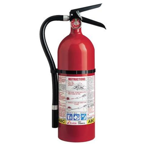 kidde pro series rechargeable extinguisher home