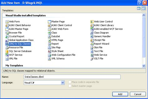 tutorial asp net for beginners softwarekaffee linq for beginners tutorials in asp net