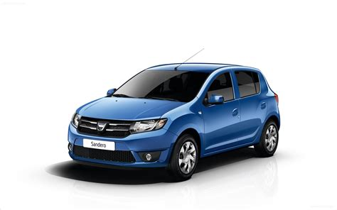 dacia sandero 2013 widescreen car wallpapers 02 of