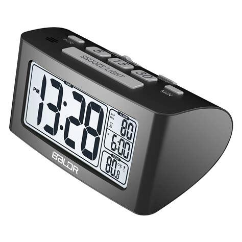 Jam Alarm Led baldr jam alarm led sleep timer thermometer black jakartanotebook